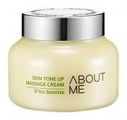 About Me Skin Tone Up Massage Cream 4 oz